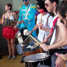Aí tem até um Sgt. Pepper! Foto: CMC
