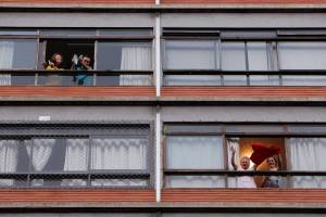 "País dividido. Foto de Lincon Zarbietti para o jornal ""O Tempo"""