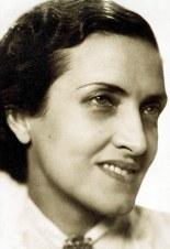 Cecília Meireles em foto de domínio público.