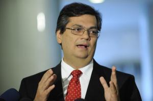 O governador do Estado do Maranhão, Flávio Dino (PC do B)