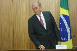 O Presidente indicado para a Petrobras, Pedro Parente, em coletiva no Palácio do Planalto - 19.5.2016. Foto: Fabio Rodrigues Pozzebom/ Agência Brasil