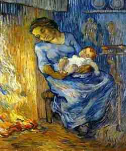 Quadro de Van Gogh.