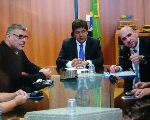 Alexandre Frota e Mendonça Filho (DEM).
