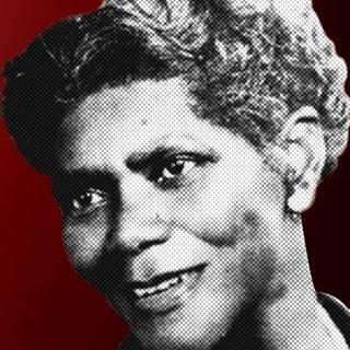 Laudelina de Campos Melo, mineira de Poços de Caldas, fundadora do primeiro sindicato de trabalhadoras domésticas do Brasil, em 1936. Foto: Reprodução / Facebook
