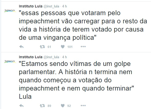 Discurso de Lula nesta sexta-feira (29)