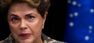 Dilma durante sua defesa no Senado, em 29.8.2016. Foto: Marcelo Camargo/ Agência Brasil