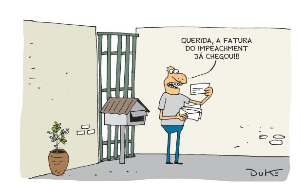 30 charges sobre o impeachment/golpe contra Dilma – blog da kikacastro
