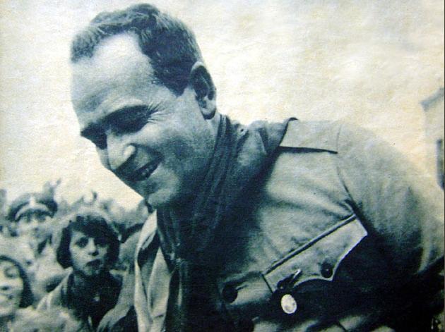 """Getúlio Vargas em foto de 1930 na revista """"O Cruzeiro"""""""