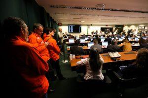 Comissão Especial da Petrobras e Exploração do Pré-Sal aprova o PL 4567/16, que retira a obrigatoriedade de exclusividade da Petrobras na produção em áreas do pré-sal. Foto: Marcelo Camargo/Agência Brasil