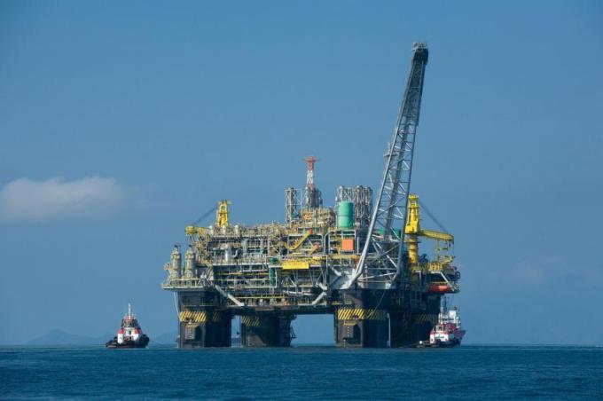 O que o desemprego tem a ver com o pré-sal da Petrobras? Veja no post! Foto: Petrobras/ABr