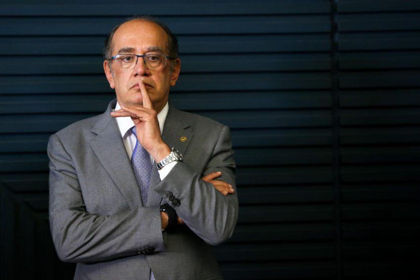 O presidente do TSE, Gilmar Mendes. Foto: Marcelo Camargo/Agência Brasil