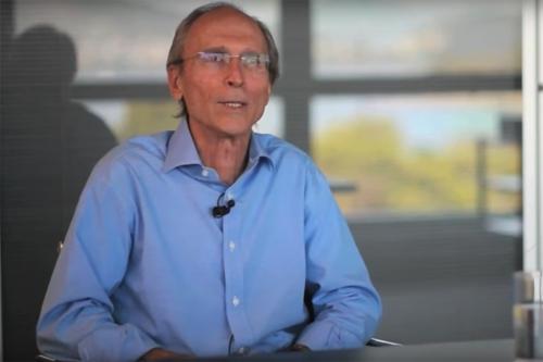 Sérgio Andrade, em foto tirada da lista de bilionários da Forbes.