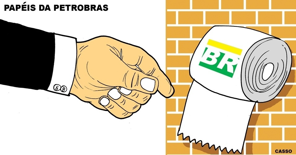 Charge do Casso