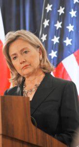Hillary Clinton. Foto: Sgt. Cohen A. Young/ U.S. Air Force photo
