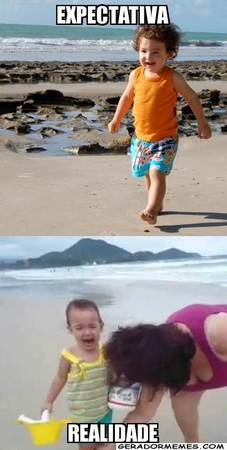 A Primeira Vez De Um Bebê De 1 Ano Na Praia 10 Dicas Preciosas