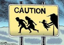 Trump-Immigrant-Chidren-Cartoon