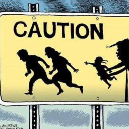 Trump-Immigrant-Chidren-Cartoon