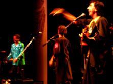 Segunda vez que vi Mutantes, ainda com Arnaldo Baptista e Zélia Duncan e o maravilhoso mago da guitarra, Sérgio Dias. Chevrolet Hall, Belo Horizonte, julho de 2007. (Grátis!)