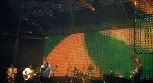 Uma das várias bandas que vi no festival de Jazz de Paraty, Rio, em julho de 2010. (Grátis!). Sozinha.
