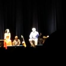 Showzaço da Marisa Monte e Paulinho da Viola no Chevrolet Hall, em 20.5.2017. Cortesia.