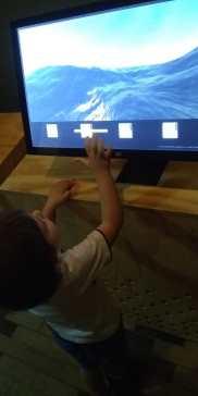 Vários computadores para a gente brincar de animadores