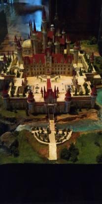 O castelo de Fiona