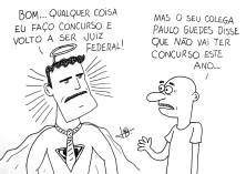 Charge de Jaime Guimarães