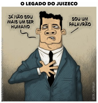 Charge do Jota Camelo