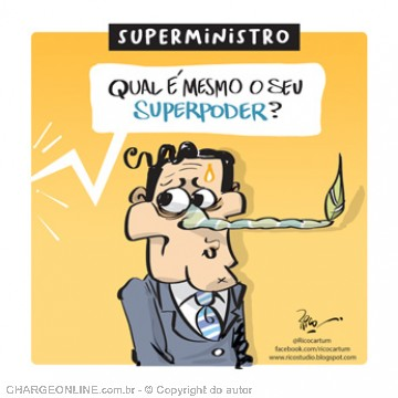Charge do Rico