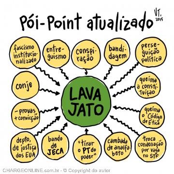 Charge de Vitor Teixeira