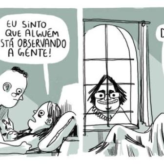 João Montanaro assombra seus personagens com as ideias de Damares