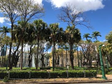 Praça da Liberdade.