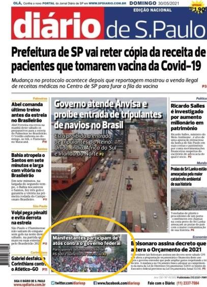 capa-jornal-diario-de-sao-paulo-30-05-2021-2a3